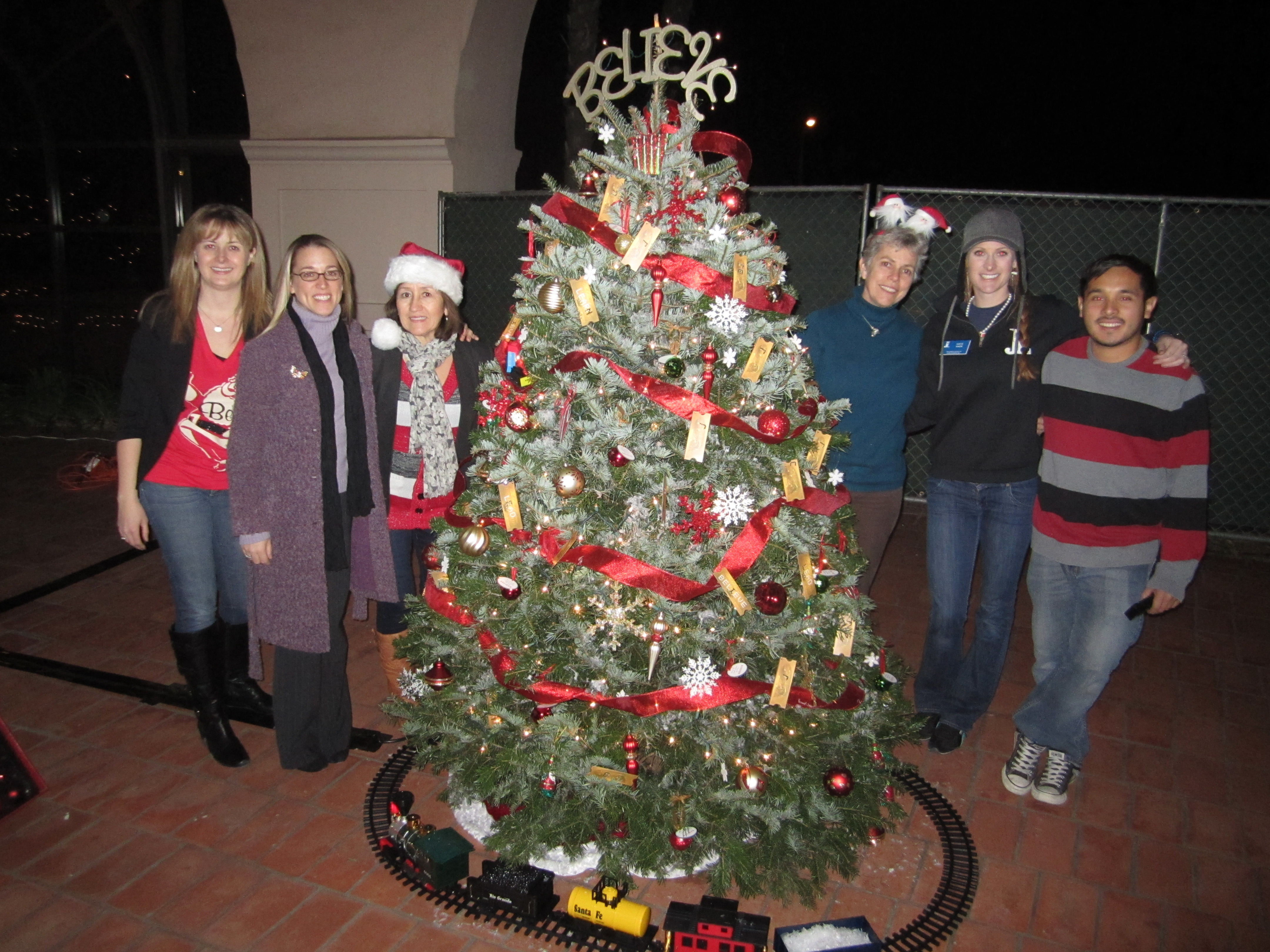 Junior League's Festival of Trees